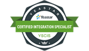 Yeastar Certified Integration Specialist