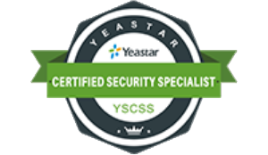 Yeastar Certified Security Specialist Certification